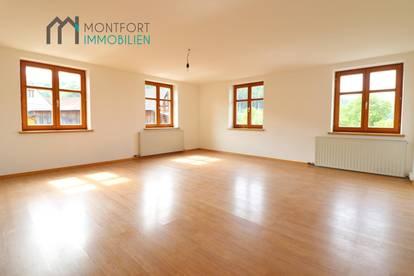 Rankweil: Wundervolle 3,5-Zimmerwohnung (ca. 110m²) in Ruhelage zu vermieten!