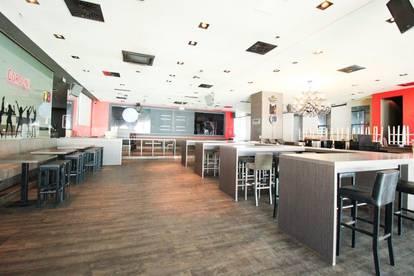 Einzigartiges Restaurantkonzept in belebter Lage von Wörgl ohne Investment zu verpachten!