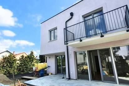Deutsch Wagram - Familien Villa - Ruhelage - Ziegelhaus ERSTBEZUG - hübscher Eigengrund