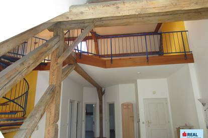 Schönes, helles Loft im Herzen von Spittal, ideal als Kreativbüro