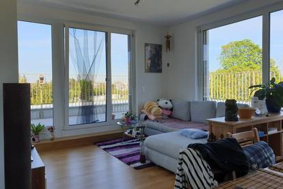 Neubauwohnung 3 Zimmer 69 m² mit Dachterrasse 50 m²