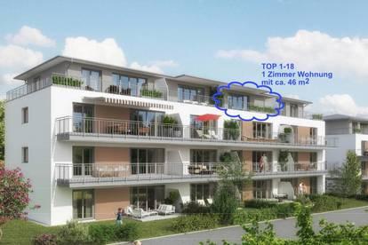 1 ½ Zimmer - Smart Penthouse in Gundertshausen / Eggelsberg
