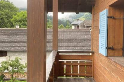 möblierte 2 Zimmer Single - Wohnung mit Balkon