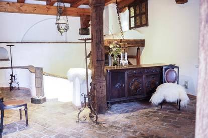 ganz besonderes - romantisches - idyllisches - grenznahes Wohnen für Liebhaber