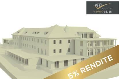Klosterbad Waisach - MIT 5% RENDITE
