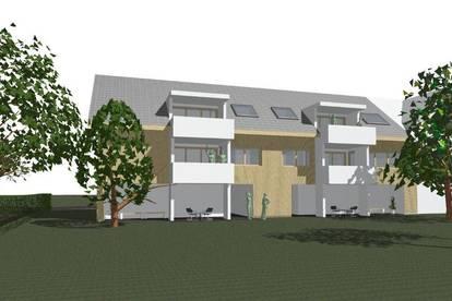 exklusive Erstbezug Neubau 3 Zi-Dachgeschoss mit Terrasse und Carport