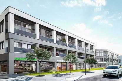 Terrassen-Wohnung: Provisionsfrei von innovativem Wohnprojekt in Wiener Neustadt