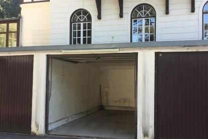 Abschließbare Garage zu vermieten