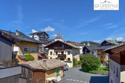 Luxuswohnung in ruhiger und sonniger Zentrumslage von Kitzbühel