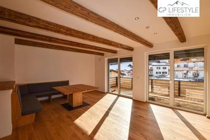 Sonnige und ruhige 4-Zimmer Wohnung im Zentrum von Ellmau