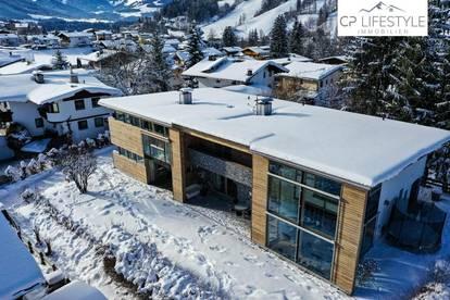 Penthousewohnung in exklusivem Mehrfamilienhaus mit 3 Einheiten - Westendorf
