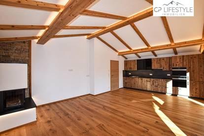 Wunderschöne Dachgeschosswohnung im Erstbezug