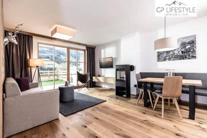Erdgeschosswohnung der Superlative im wunderschönen Alpbach