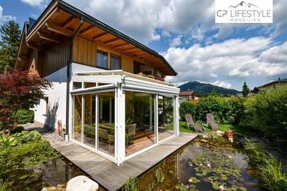 Einfamilienhaus in wunderschöner Ruhe- und Aussichtslage von Fieberbrunn