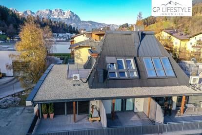 Maisonettewohnung mit traumhaften Blicke von der Dachterrasse