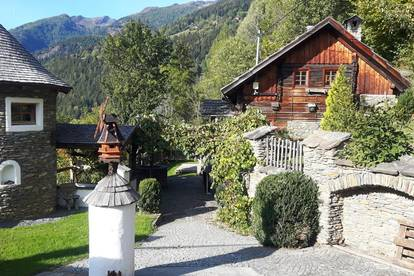 Schönes Berghaus