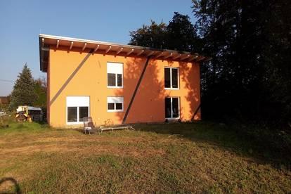 2 Zimmer Neubauwohnungen im Grünen 48 bzw. 54 m2, Fußbodenheizung, Küche, Terasse, Wärmepumpe, Sat Anlage (1 Wohnung mit 60m2 Garten)