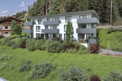 Neubau in Achenkirch 51,43m² große EG Wohnung mit traumhaften Blick auf Achenkirch