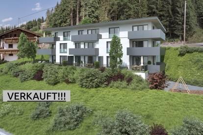 Wohnbaugeförderte 3 Zimmer Neubauwohnung mit traumhaften Blick auf Achenkirch