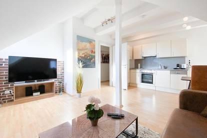 Wohnen auf Zeit! NEUE 3 Zimmer Wohnung mit Terrasse in der Reininghausstraße!