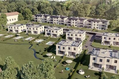 Neubauprojekt in Pressbaum - Eigentumswohnungen Erstbezug
