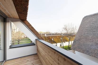 Dachterrassentraum am Neusiedler See! - exklusive Ferienappartements im Seepark-Weiden mit Seezugang, Schwimmbecken und Sonnendeck!