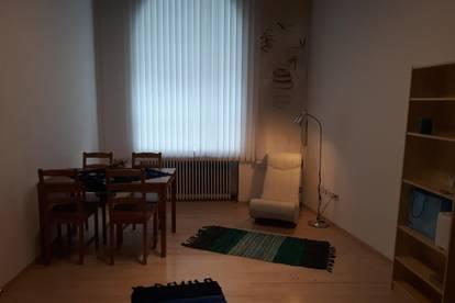 Belvederenähe: 2 Zimmer Single/Pärchen-Wohnung - Parterre