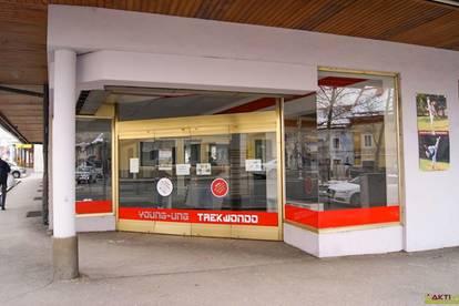 Geschäftslokal oder Büro + Top-Schauflächen. - Zentrale Lage in Klagenfurt - Zur Eigennutzung oder als Anlageobjekt