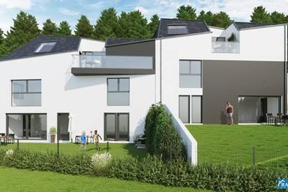 Hausflair! 4-Zimmerwohnung + Eigengarten, Schlüsselfertig - Provisionsfrei!