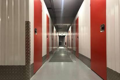 BERGER SelfStorage Enns (Nähe Linz) Lagerboxen ab 1m² bis 50m² für Privat & Gewerbe