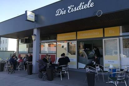 Eisdiele/Gelateria/Café Restaurant (inkl. Eisproduktion)