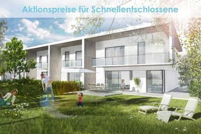 RHA Etsdorf - Wohnen im Grafengarten - Direkt vom Bauträger - Provisonsfrei - RH 1