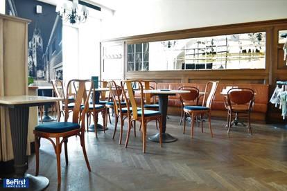 Renommiertes Caféhaus am Hauptplatz in Wr. Neustadt / Top Ausstattung mit modernster Technik // Preis auf Anfrage