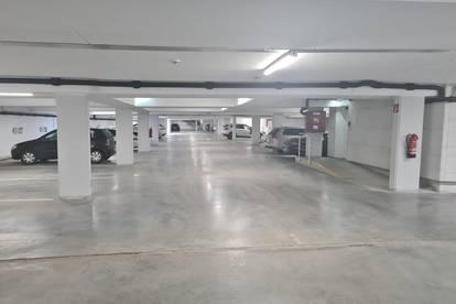 Neubau: Helle großzügige Tiefgaragenstellplätze in Salzburg zu vermieten!