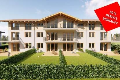 Panorama Aussichten! 3-Zimmer-Dachgeschoss-Wohnung in der Wohnresidenz Wallersee