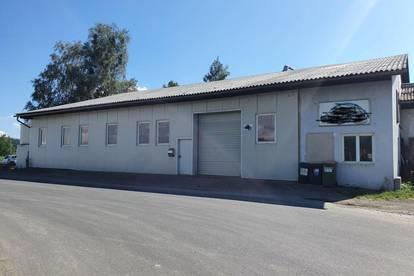 Vermietete Werkstätte inkl. Lager Nähe 8541 Bad Schwanberg