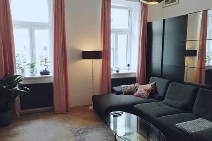 Stilvolle 50 m² Altbauwohnung in 1050 Wien