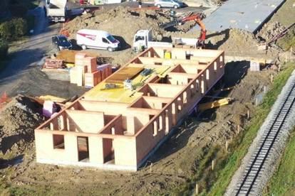 BAUSTART bereits erfolgt !!! Neubauprojekt BEINTONIWEG in 8510 Stainz