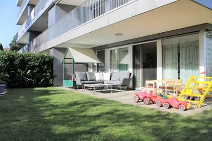 3-Zimmer-Wohnung, Top Lage, hell, modern und Gartennutzung