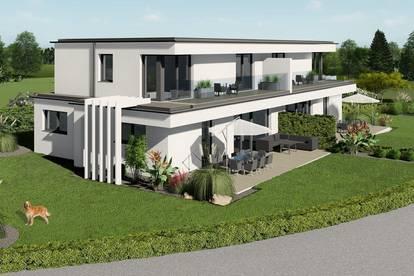 Sehr exklusives Design - Doppelhaus in Breitenfurt bei Wien