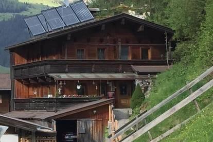 Wohnhaus in Traumlage von Tux / Zillertal
