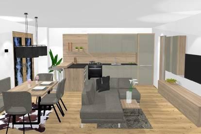 3-Zimmer Terrassenwohnung Neubau