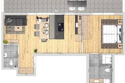 2-Zimmer Wohnung Neubau Top 4