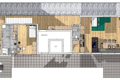 RESERVIERT Penthouse Terrassenwohnung Neubau Top 6