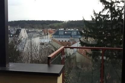 Top Architekten-Pent-Terrassen 2 Zimmer Wohnung in Grünlage zuzügl. Garragenplatz