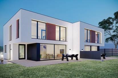 Silvolles Doppelhaus in Baden inkl. Grundstück