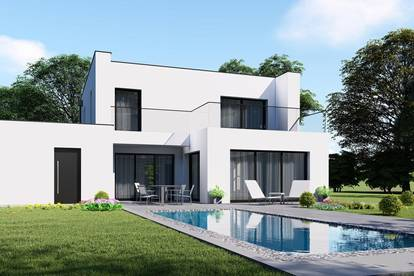 Alles inklusive - Stilvolles Doppelhaus in Brunn am Gebirge inkl. Grundstück