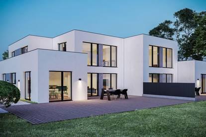 Luxus Doppelhaus in Sollenau inkl. Grundstück