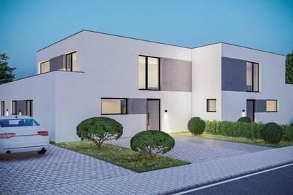 Alles inklusive - Luxus Doppelhaus in Sollenau inkl. Grundstück