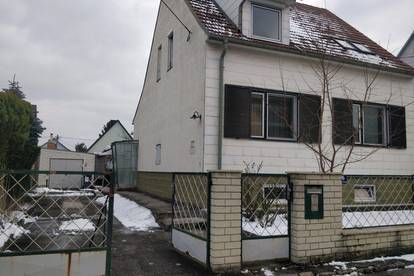 Sanierungsbedürftiges Haus in Traiskirchen